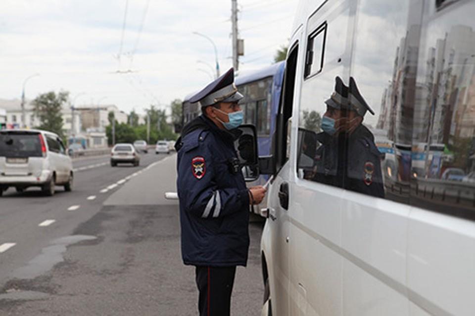 20 нарушений масочного режима среди водителей общественного транспорта выявили в Иркутске