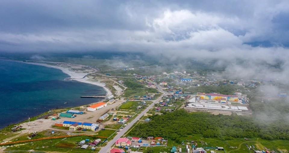 В планах регионального правительства и «Газпрома» перевести в 2023 году на сжиженный газ острова Итуруп и Кунашир