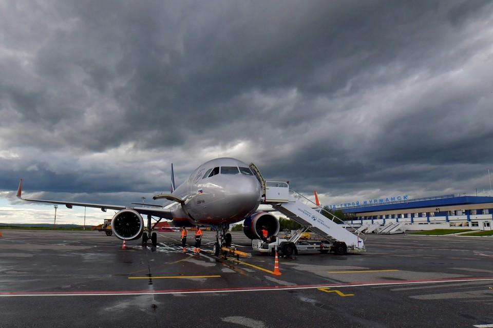 """Аэропорт """"Мурманск"""" получит к 2023 году новый терминал."""