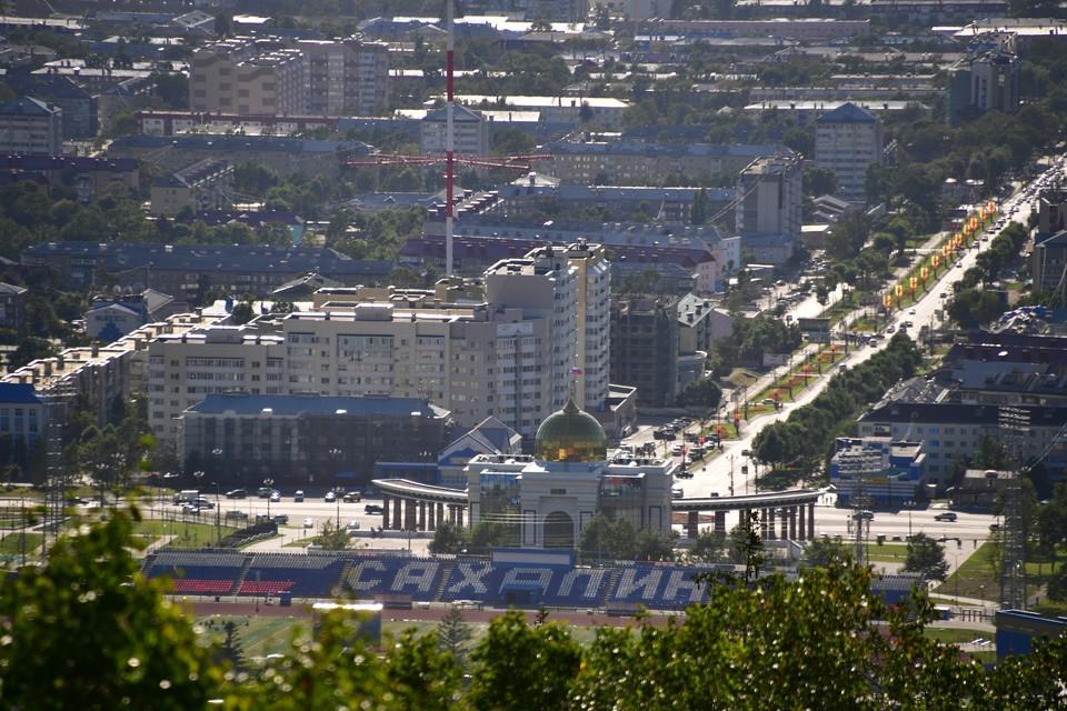 «Газпром» построит на Сахалине жилой комплекс, спортобъекты, школы и детский сад
