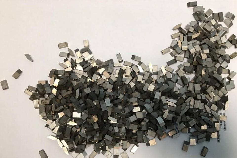 Больше 9 тысяч деталей вынес работник с предприятия в Иркутской области, чтобы сдать на металлолом