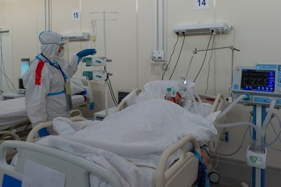 От коронавируса за сутки умерли 7 человек.