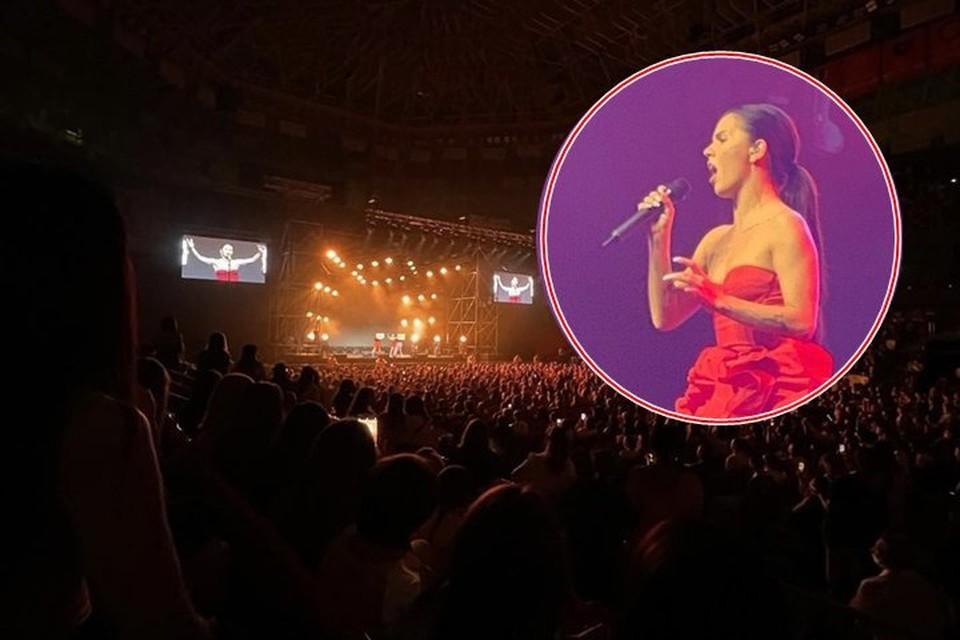 В Красноярске же организаторы концерта заплатили за шоу без масок 200 тысяч рублей штрафа