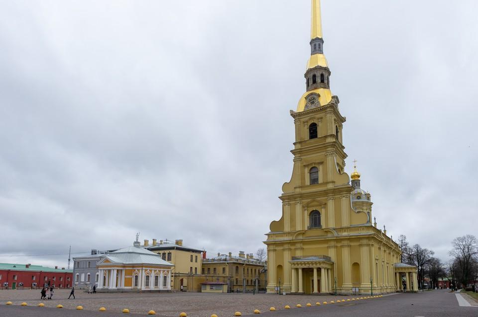 Праздничное богослужение в Петропавловском соборе пройдет 12 июля