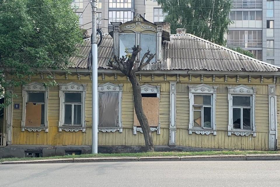 Городские власти, по словам городских активистов, не озаботились защитой зданий, которые представляют культурную ценность Фото: vk.com/voopiikk_rb