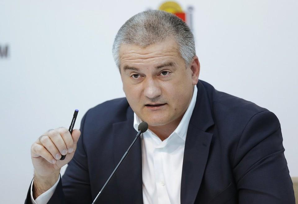 Глава республики призвал строителей ускориться. Фото: архив «КП»-Севастополь»