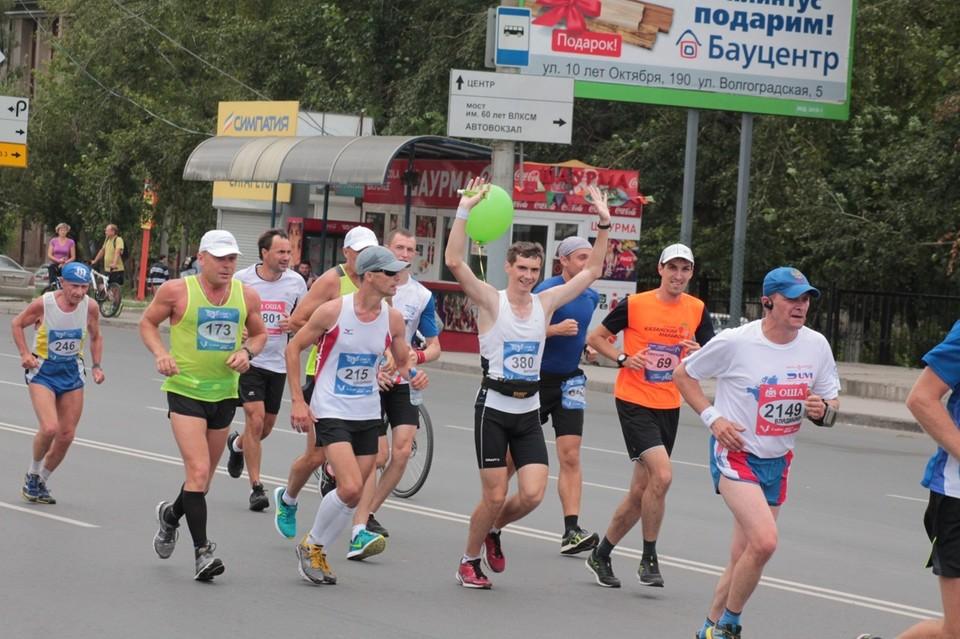 Марафон в Омске в этом году перенесли на осень. Фото: официальная группа СИМ ВКонтакте