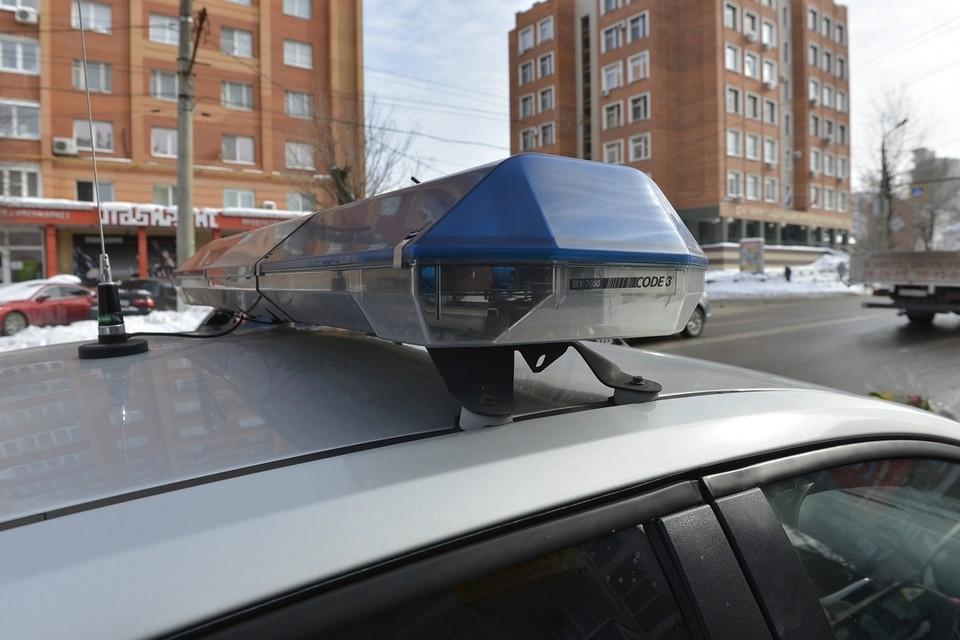 В Туле микроавтобус с пассажирами ехал с неисправными тормозами
