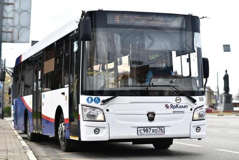 Транспортная реформа в Ярославле: с 14 июля вводится новое расписание автобусов