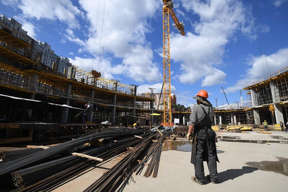 На участках построят промышленные предприятия, спорткомплексы и транспортные узлы