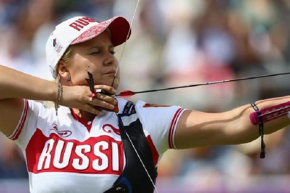 Лучница Ксения Перова. Фото: предоставлено героиней публикации