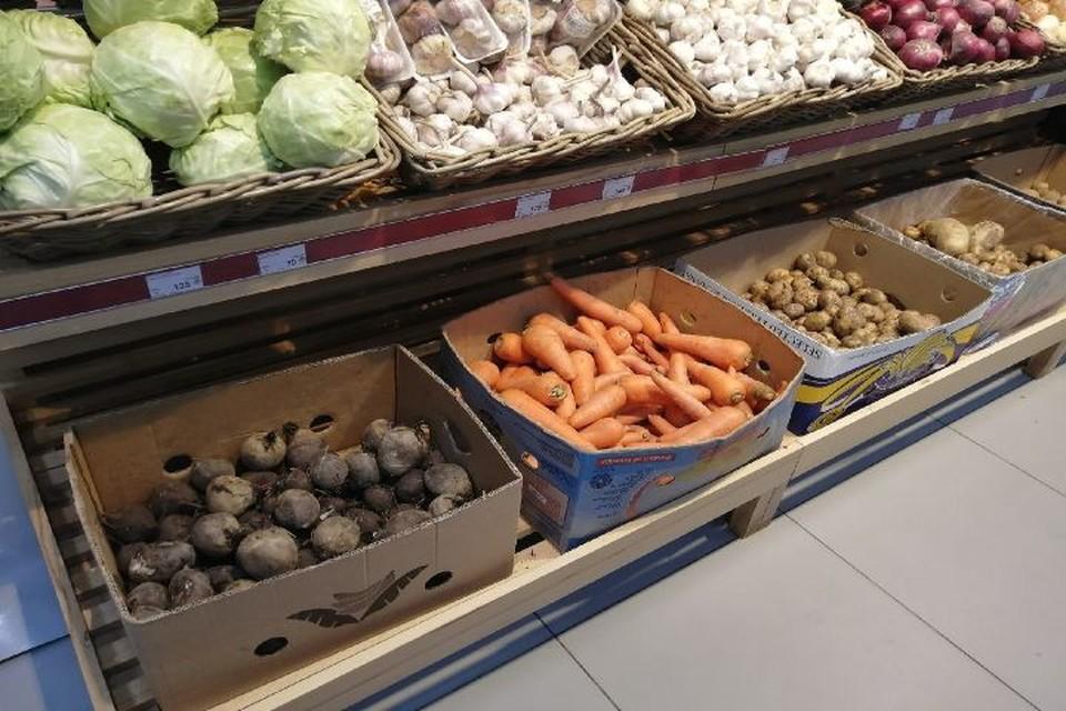 Самые дешевые обычно овощи - морковь и свекла - подорожали катастрофически