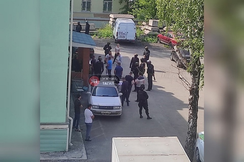 """Фото: паблик Вконтакте """"ЧП Нижний Тагил"""""""