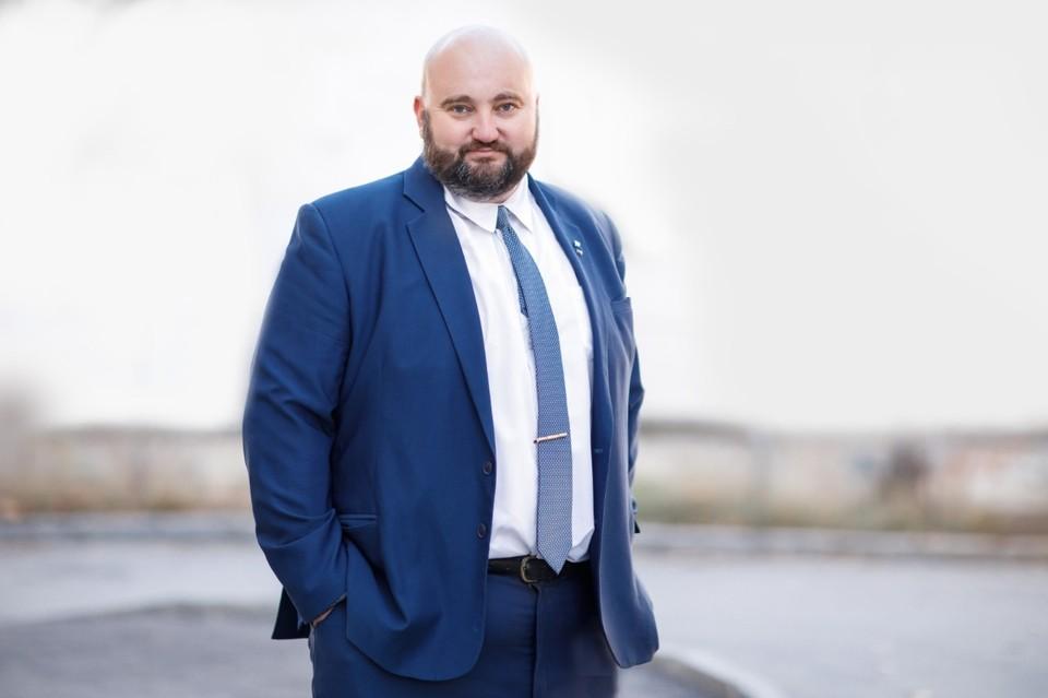 Павел Харламов фото: лидерыроссии.рф