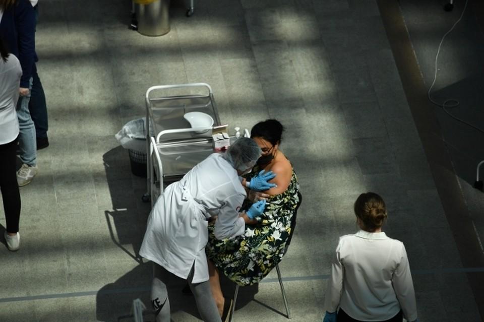В Ростовской области коронавирусом заболели больше 100 тысяч человек