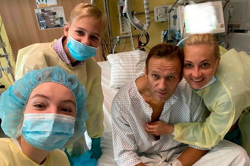 Навальный действительно был отравлен, но кем...
