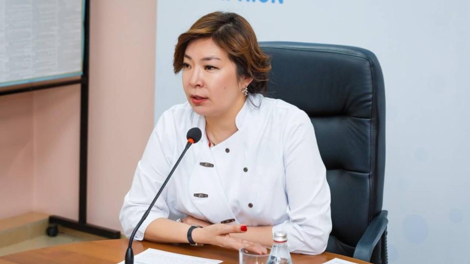 Диляра Кайдарова