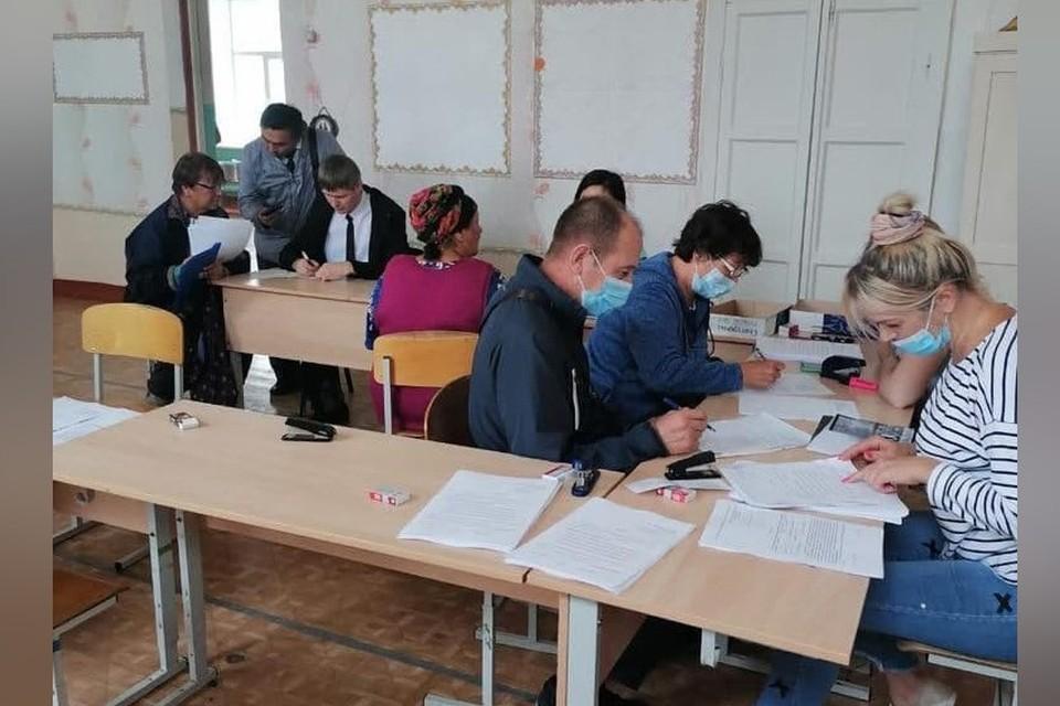 В Джабыке принимают заявления на выплату материальной помощи. Фото: t.me/kartalinka