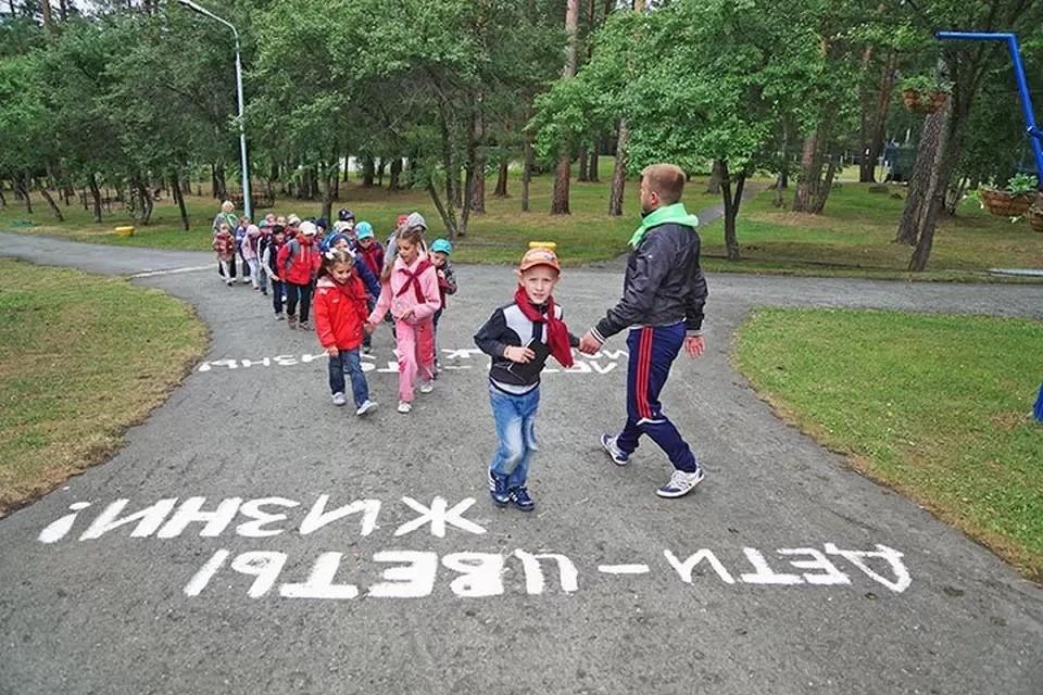 Из-за найденных нарушений для 340 детей отдых в лагере завершился досрочно