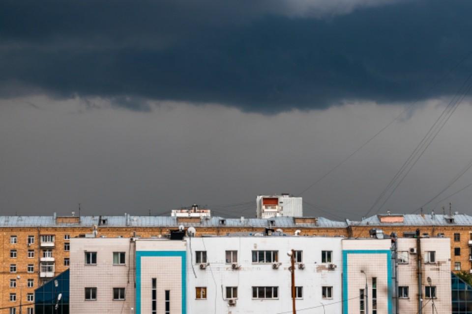 В Ростове вновь ожидается гроза