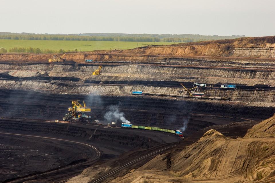Угольный разрез СУЭК. Фото предоставлено компанией