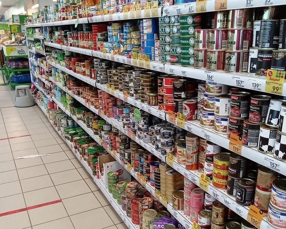 В Салехарде магазин завысил цены на продукты первой необходимости