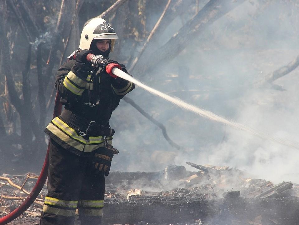 В Тюменской области за прошедшую неделю произошло 55 пожаров.
