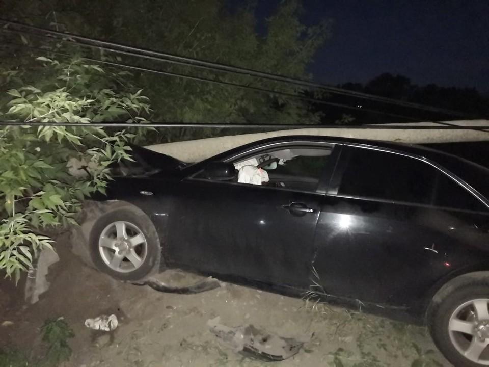 В ДТП пострадала водитель Фото: УГИБДД России по Тверской области
