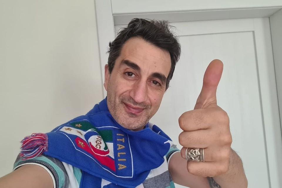 Карен Мовсесян очень надеялся на победу Италии. Даже не из-за денег. Фото: Карен Мовсесян