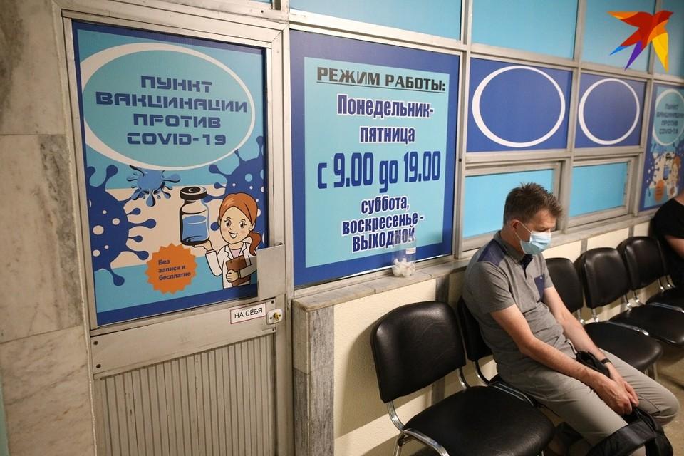 В Беларуси продолжают регистрировать новые случаи заражения коронавирусом.