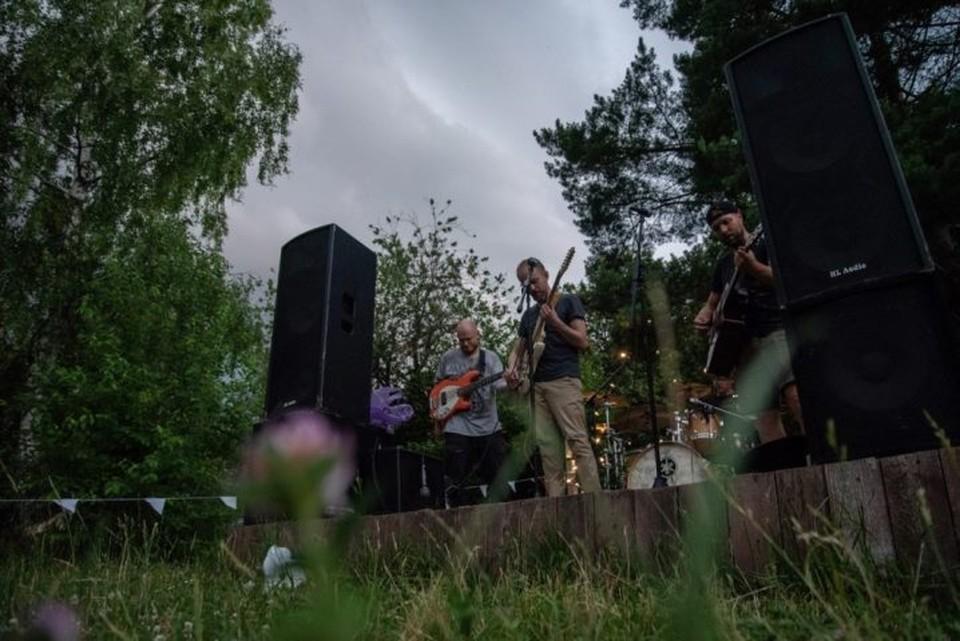 На новой площадке будут проводить музыкальные, литературные и другие культурные мероприятия. Фото: Брянский молодежный центр.
