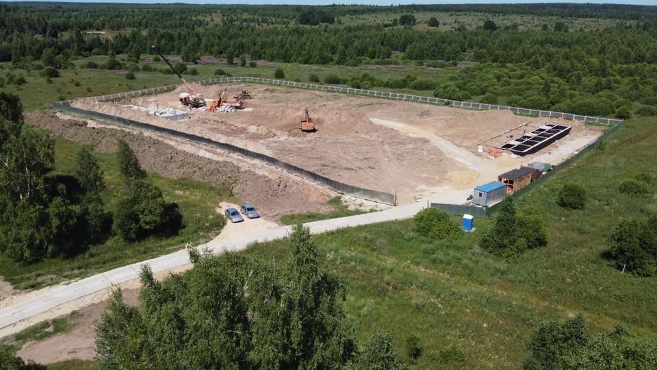 Коттеджный посёлок на 600 домов построят в Арзамасском районе. ФОТО: администрация Арзамасского района