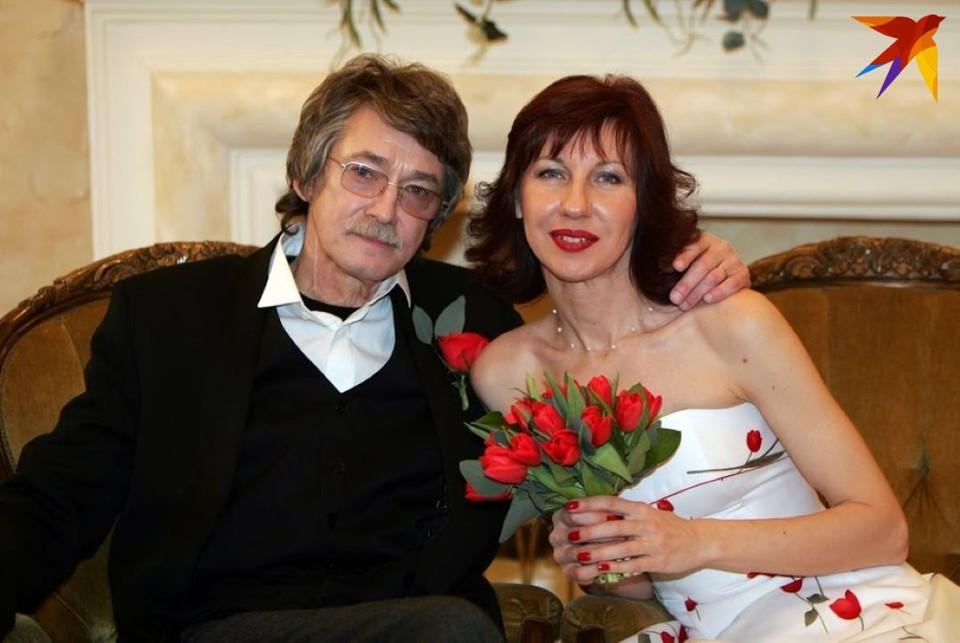 Екатерина Табашникова и Игорь Старыгин официально поженились через шесть лет совместной жизни. Фото: Максим БУРЛАК