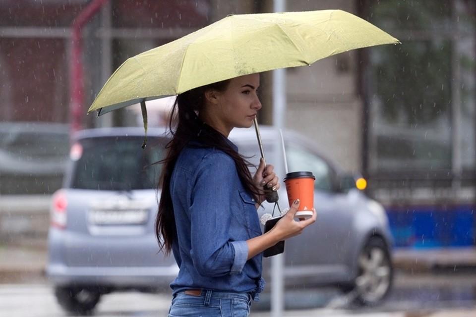 Погода в Иркутске: 13 июля пойдет дождь