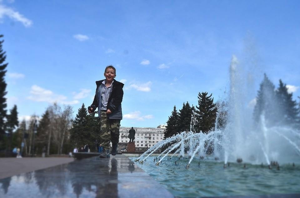 В этом году в Челябинске 14 июля обойдется без дождей.
