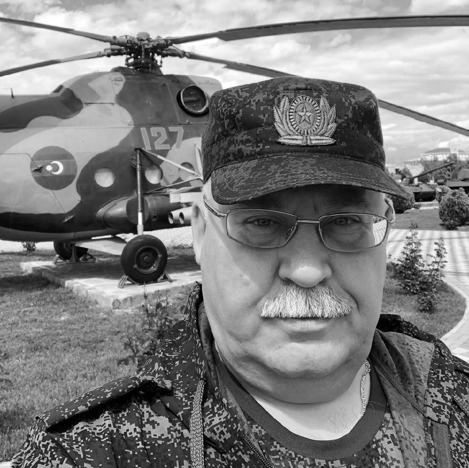 Сергея Маевского не стало 10 июля.