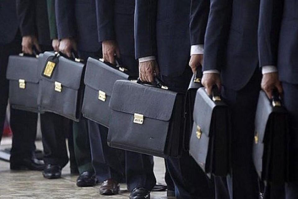 Готовятся массовые увольнения чиновников (Фото: ua.news).