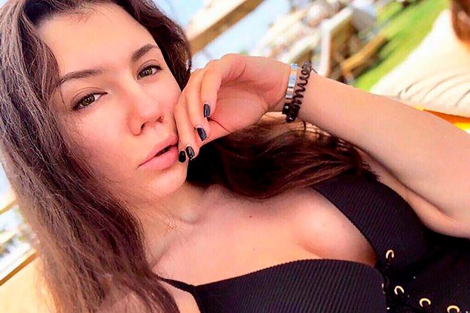 Дочь Маши Распутиной Мария Захарова.
