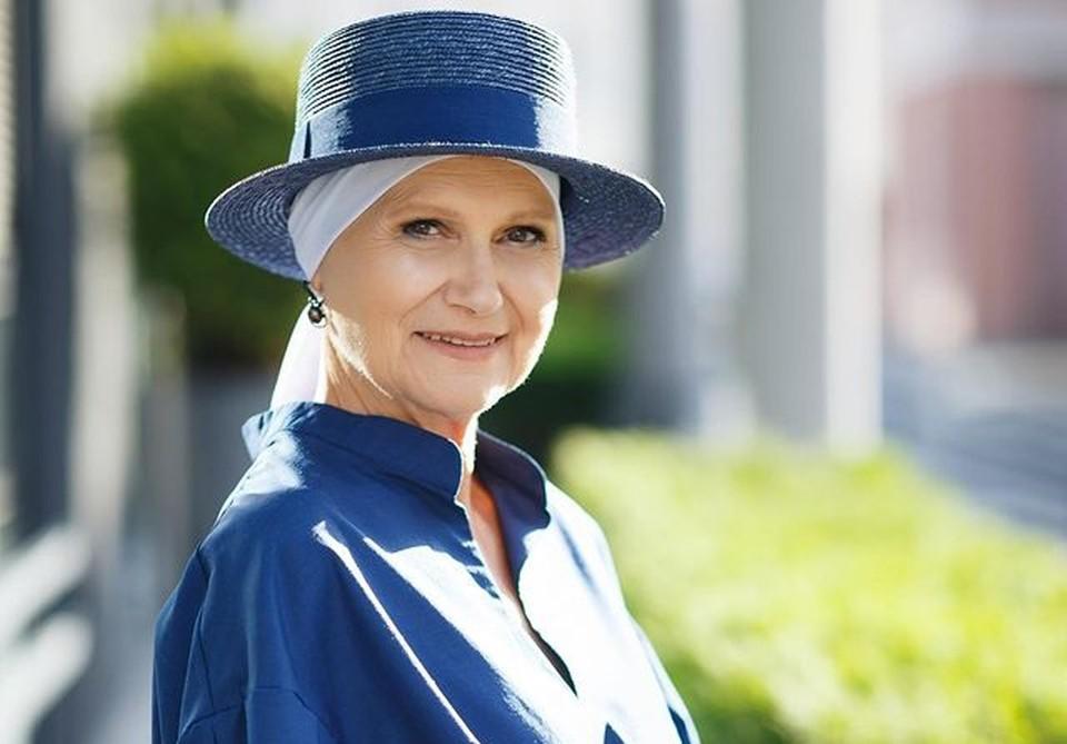 Лариса Трофимович в свои 70+ востребована как модель не меньше, чем в молодости! Фото: Виталий Матусевич