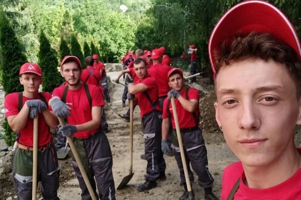 Волонтер из Брянска отправился в Крым на помощь местным жителям, пострадавшим от наводнения.
