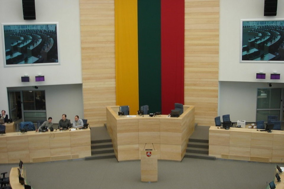 Парламент Литвы признал увеличение потоков нелегальной миграции со стороны Беларуси гибридной агрессией. Фото: Википедия