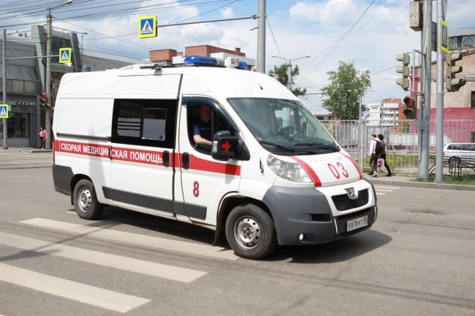 В результате ДТП 32-летний пассажир скончался на месте