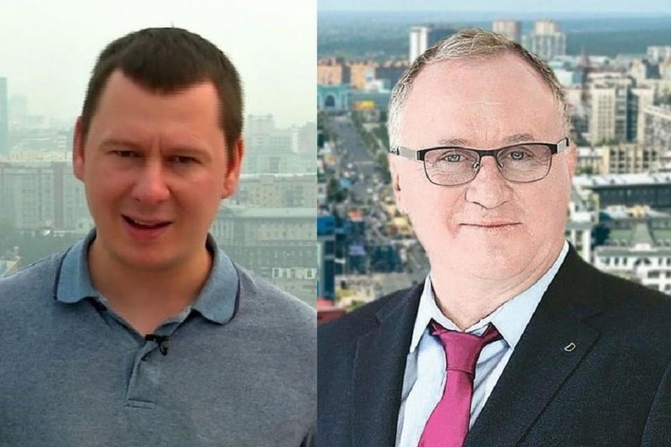 В Новосибирске продлили арест Николаю Сальникову и Сергею Проничеву. Фото: соцсети.