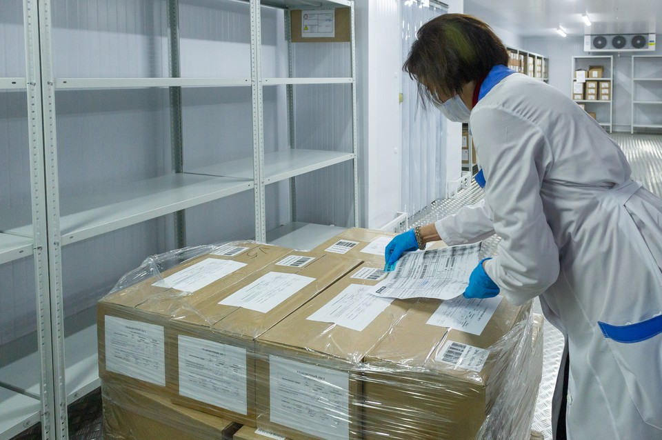 2580 доз вакцины «КовиВак» поступило в Нижегородскую область.