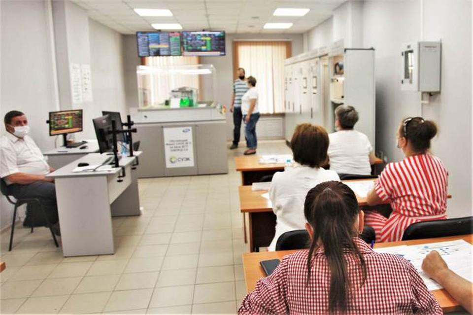 Системное повышение уровня квалификации персонала самых разных категорий является одной из приоритетных задач СУЭК. Фото: АО «СУЭК-Кузбасс».