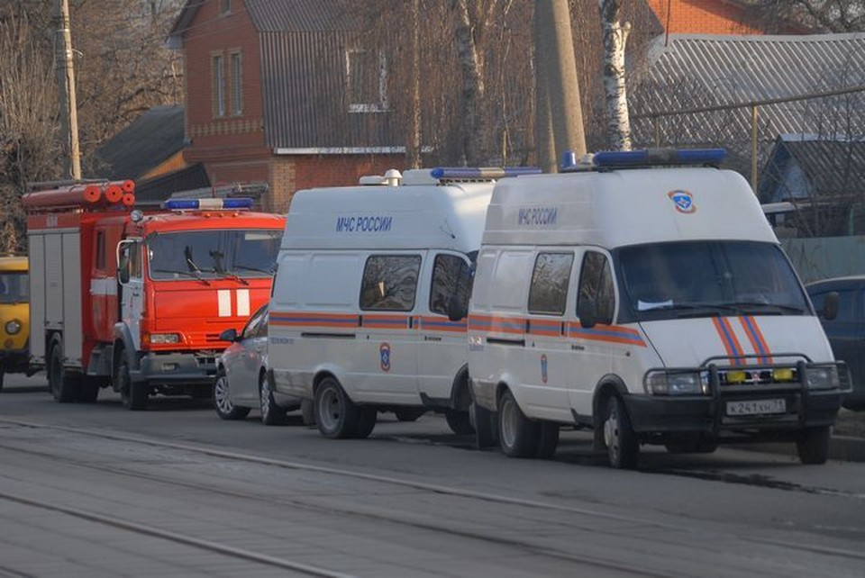 882 раза туляки обращались за помощью за минувшие сутки в Единую дежурно-диспетчерскую службу города