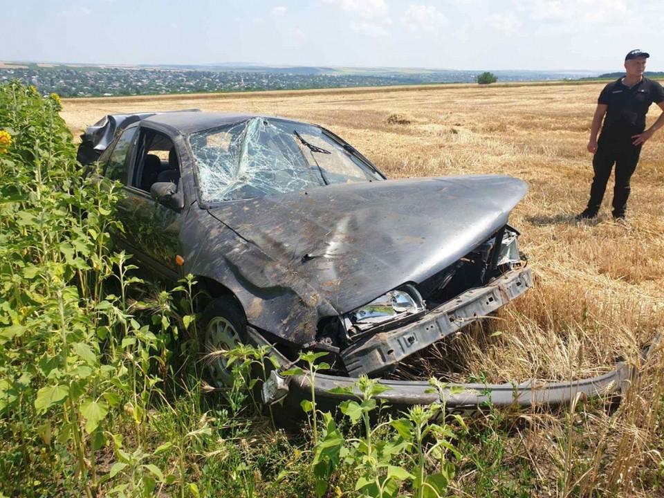 В аварии погиб водитель (Фото: protv.md).