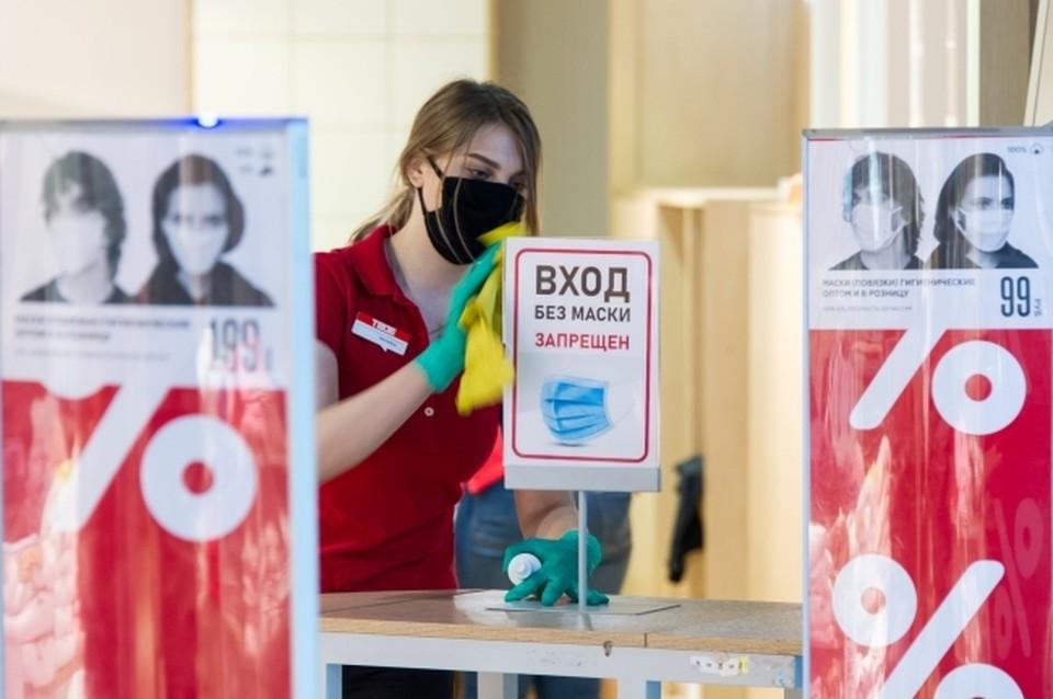В Сыктывкаре за сутки коронавирус нашли у 104 человек