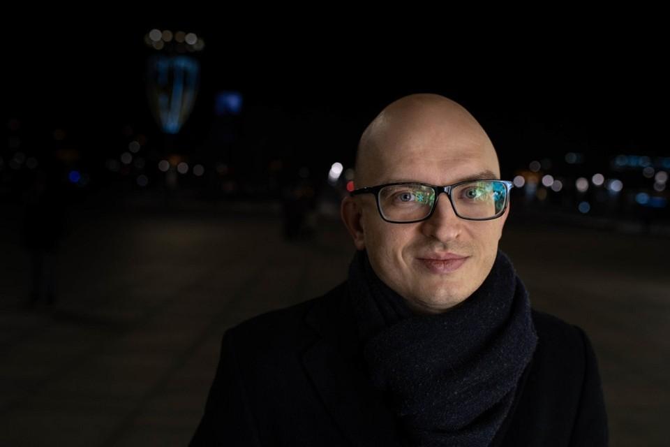 Адвокат Антон Гашинский. Фото: Виктория Одиссонова   «Новая»
