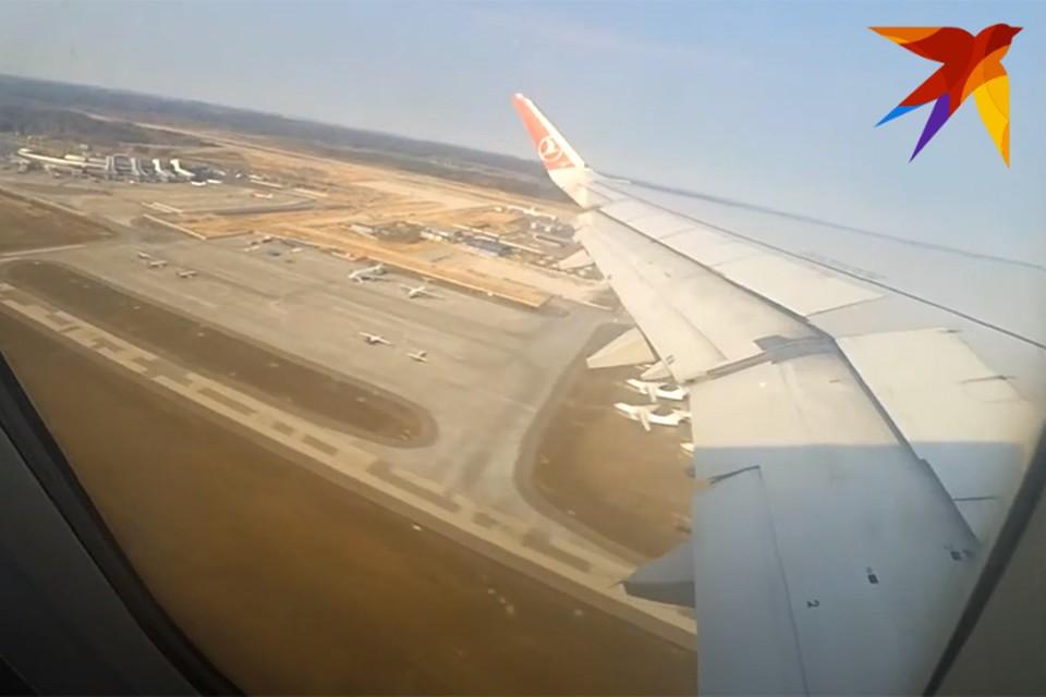 Из-за потока мигрантов МИД Литвы просит Турцию сократить число авиарейсов из Стамбула в Минск.